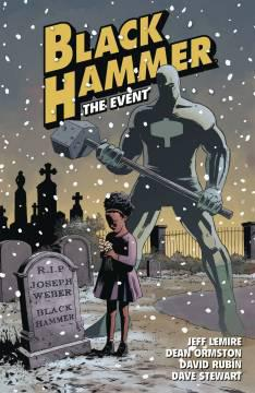 BLACK HAMMER TP 02 THE EVENT
