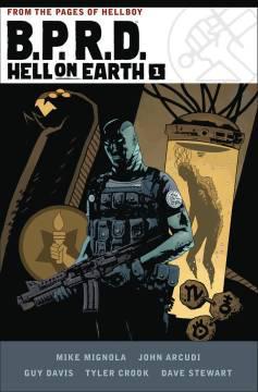 BPRD HELL ON EARTH HC 01