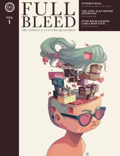 FULL BLEED COMICS & CULTURE QUARTERLY