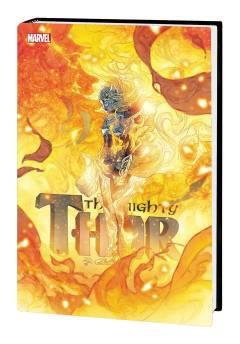 MIGHTY THOR HC 05 DEATH OF MIGHTY THOR