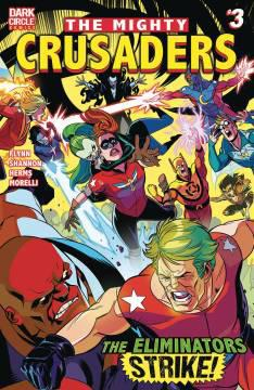 MIGHTY CRUSADERS I (1-4)