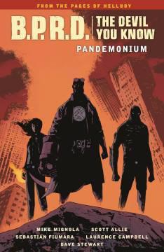 BPRD DEVIL YOU KNOW TP 02 PANDEMONIUM