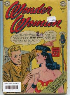 WONDER WOMAN I (1-329)