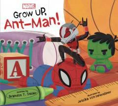 GROW UP ANT-MAN BOARD BOOK