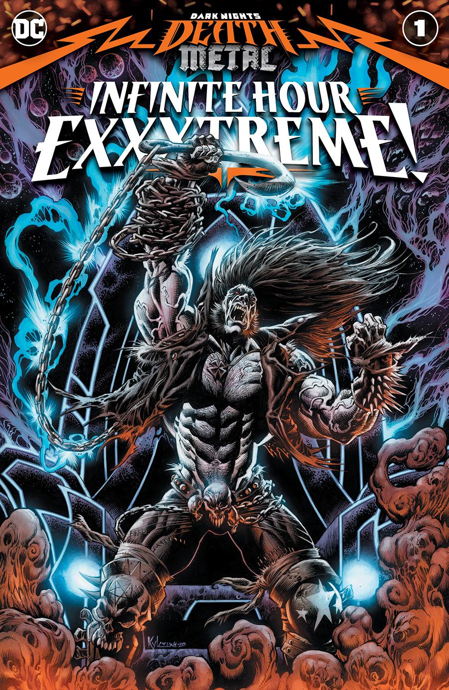 DARK NIGHTS DEATH METAL INFINITE HOUR EXXXTREME