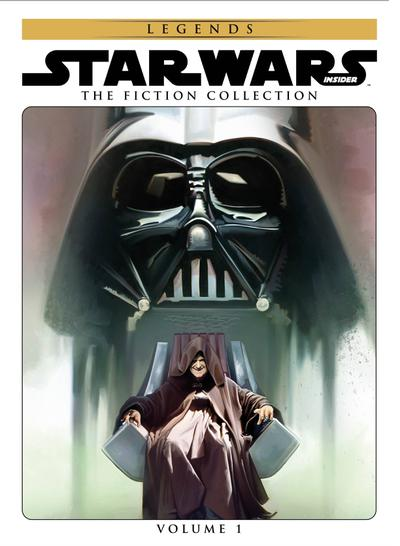 STAR WARS INSIDER FICTION COLLECTION HC 01