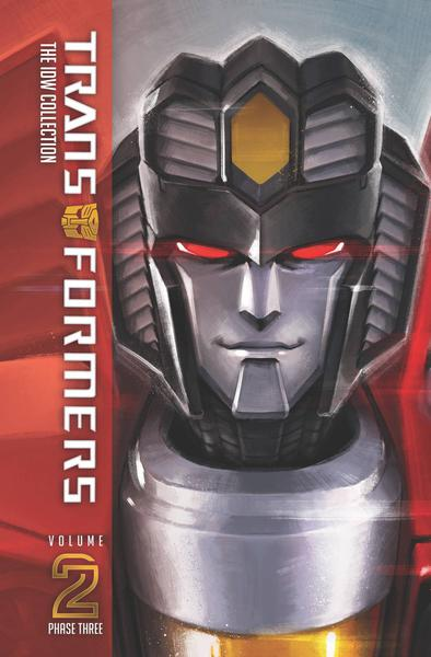 TRANSFORMERS IDW COLLECTION PHASE 3 HC 02