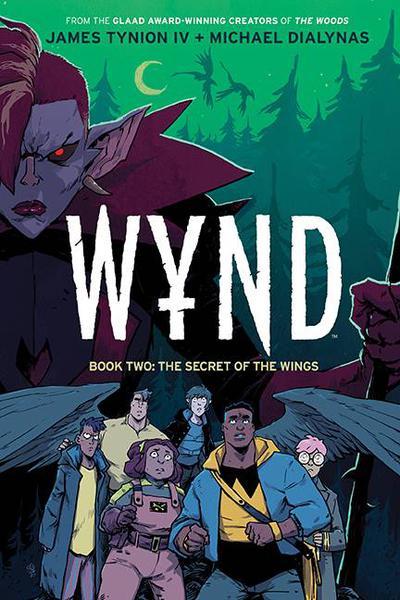 WYND HC 02 SECRET OF THE WINGS