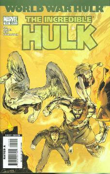 INCREDIBLE HULK II (1-112)