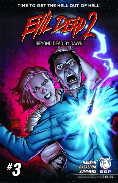 EVIL DEAD 2 BEYOND DEAD BY DAWN