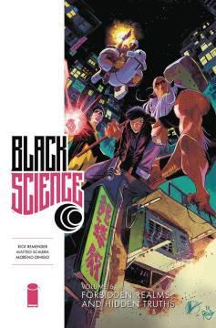 BLACK SCIENCE TP 06 FORBIDDEN REALMS