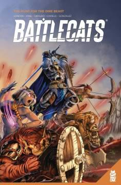BATTLECATS TP 01 THE HUNT FOR THE DIRE BEAST