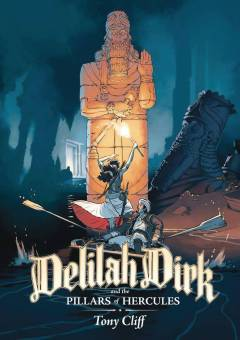DELILAH DIRK & PILLARS OF HER TP