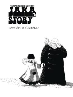 CEREBUS TP 05 JAKAS STORY REMASTERED ED