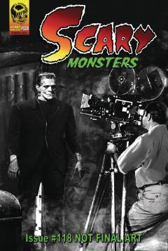 SCARY MONSTERS MAGAZINE