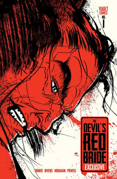 DEVILS RED BRIDE
