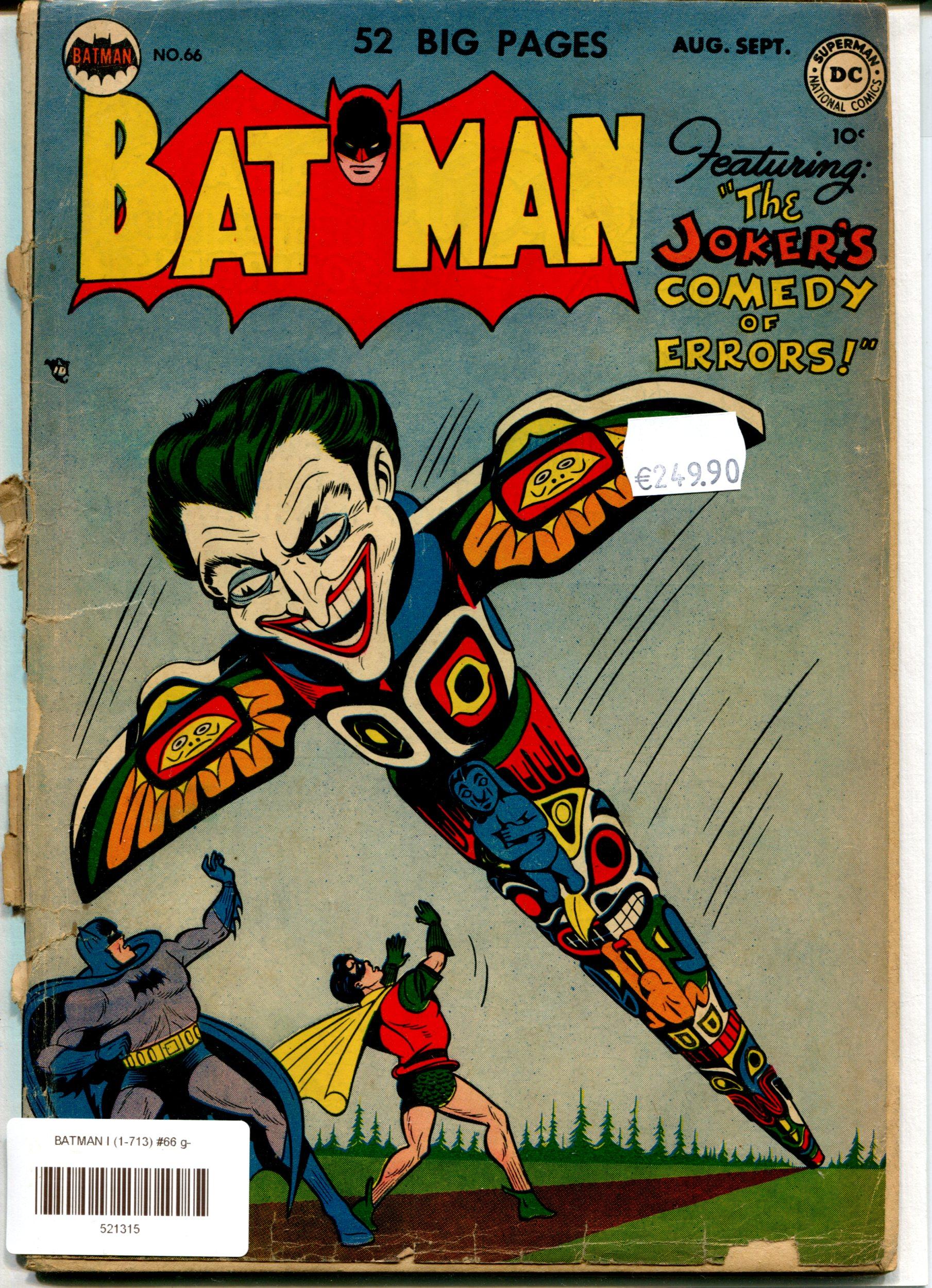 BATMAN I (1-713)