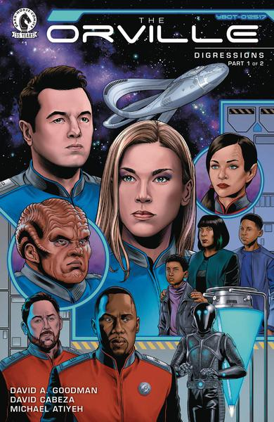 ORVILLE DIGRESSIONS