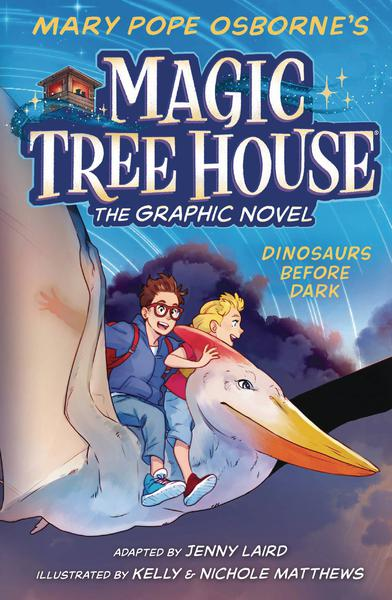 MAGIC TREE HOUSE HC 01 DINOSAURS BEFORE DARK