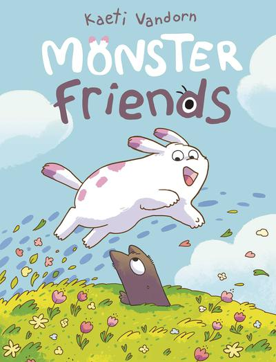 MONSTER FRIENDS YR TP