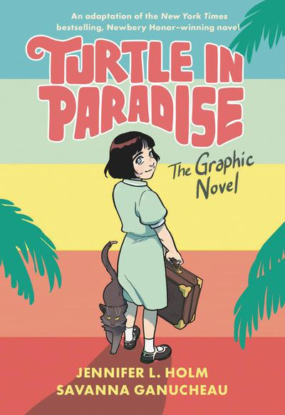 TURTLE IN PARADISE TP