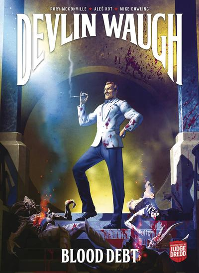 DEVLIN WAUGH BLOOD DEBT TP