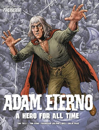 ADAM ETERNO HERO FOR ALL TIME TP