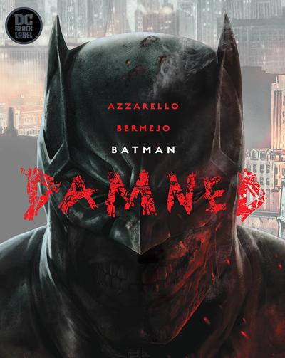 BATMAN DAMNED TP