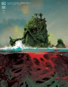 SWAMP THING GREEN HELL