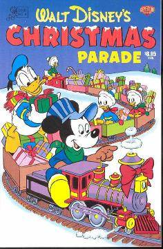 WALT DISNEYS CHRISTMAS PARADE