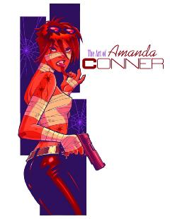ART OF AMANDA CONNER HC