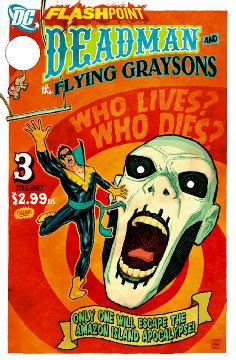 FLASHPOINT DEADMAN AND THE FLYING GRAYSONS