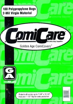 COMIC BAGS GOLDEN AGE CC Polypropylene