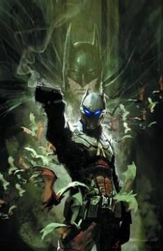BATMAN ARKHAM KNIGHT GENESIS HC