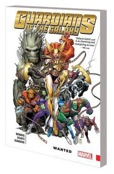 GUARDIANS OF GALAXY NEW GUARD TP 02 WANTED
