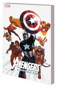 AVENGERS BY BENDIS COMPLETE COLLECTION TP 02