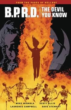 BPRD DEVIL YOU KNOW TP 01