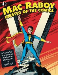 MAC RABOY MASTER OF THE COMICS TP