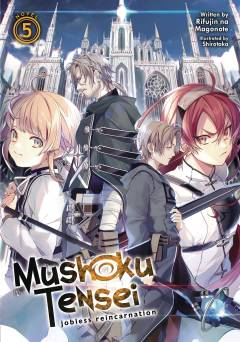 MUSHOKU TENSEI JOBLESS REINCARNATION LIGHT NOVEL SC 05