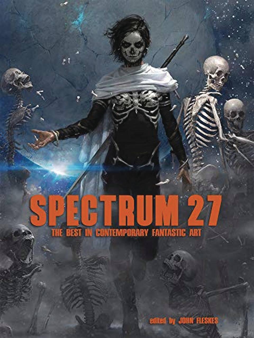 SPECTRUM ART BOOK HC