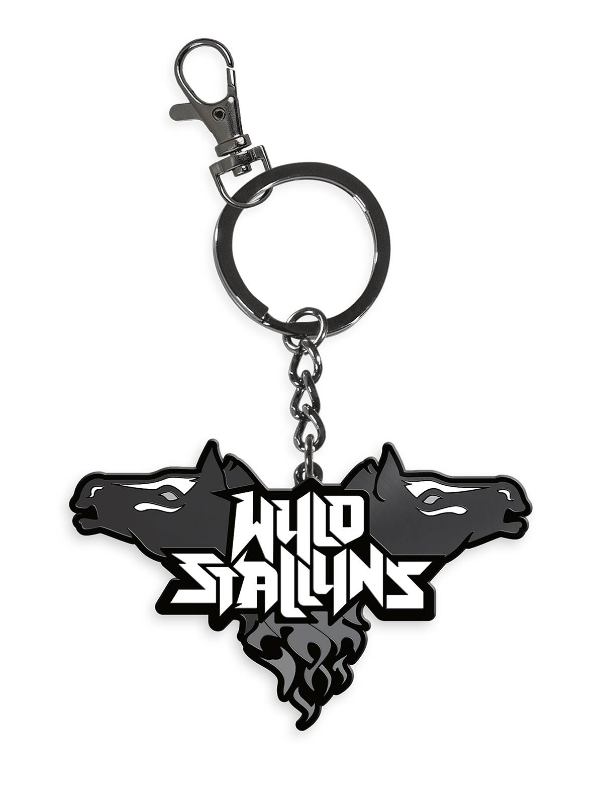 BILL & TED FACE MUSIC WYLD STALLYNS KEYCHAIN