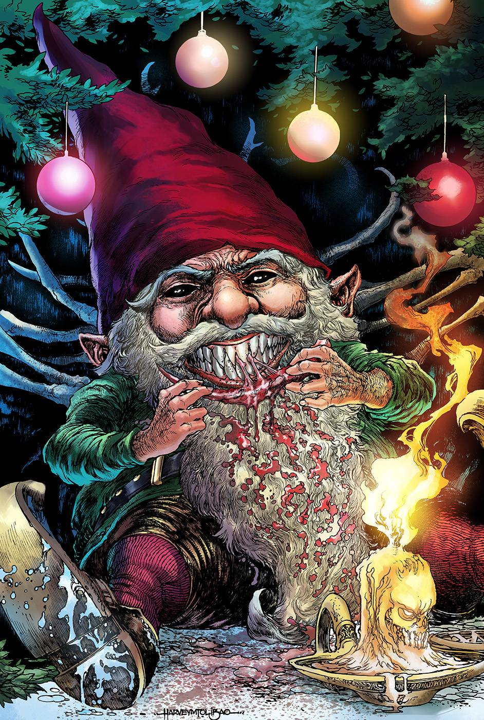 GRIMM FAIRY TALES HOLIDAY SPECIAL