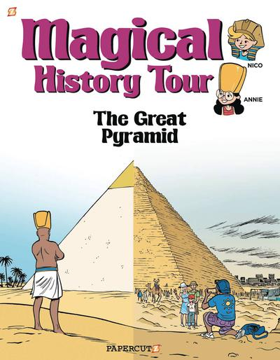 MAGICAL HISTORY TOUR TP 01 GREAT PYRAMID