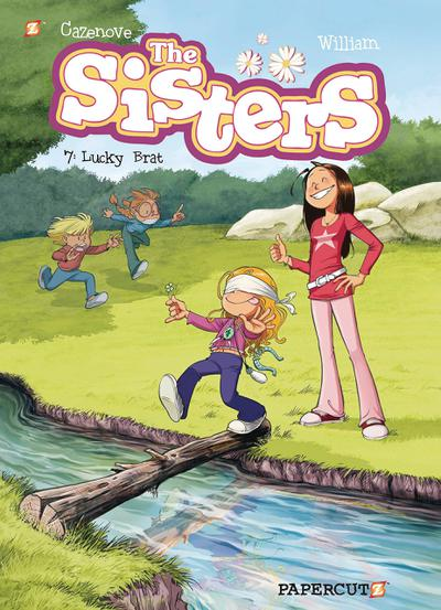 SISTERS TP 07 LUCKY BRAT