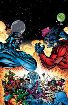 NEW GODS TP 01 BLOODLINES