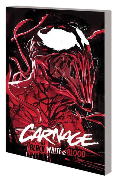 CARNAGE BLACK WHITE BLOOD TREASURY EDITION TP 01