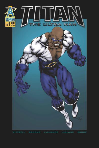 TITAN THE ULTRA MAN