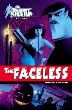 FACELESS TERRY SHARP STORY GN