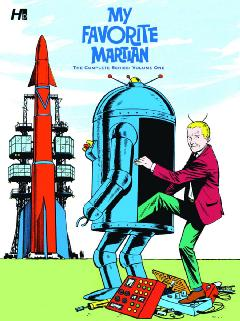 MY FAVORITE MARTIAN COMP SERIES HC 01