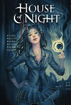 HOUSE OF NIGHT HC